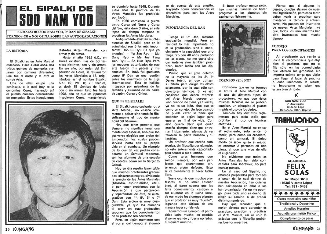 1987-Revista-Kumgang-Nro1
